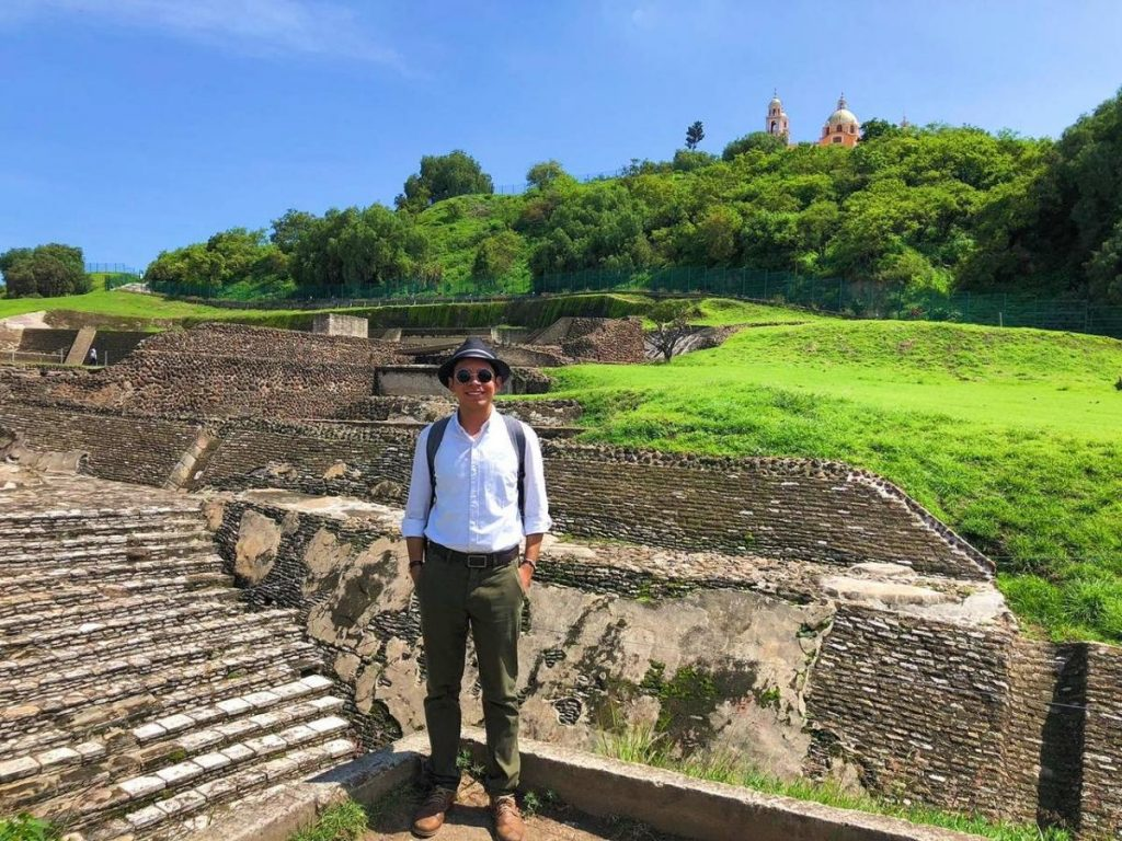 Julián Duque Parra, estudiante del programa de Comunicación Social y Periodismo de la UAO