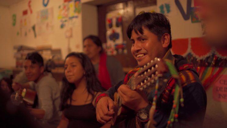 'Guaguas Quilla': territorio, espiritualidad y conocimiento musical en la comunidad Quillasinga