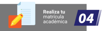 Matrícula académica