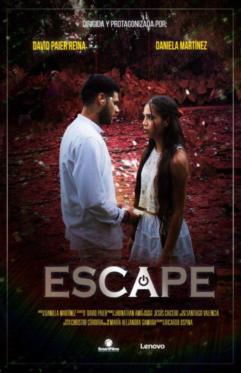'Escape', cortometraje UAO hecho con Iphone