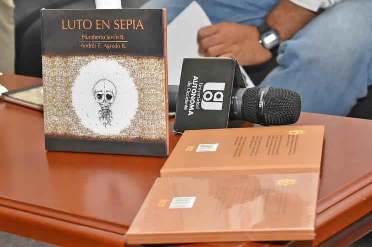 'Luto en sepia', un libro álbum sobre desaparición forzada