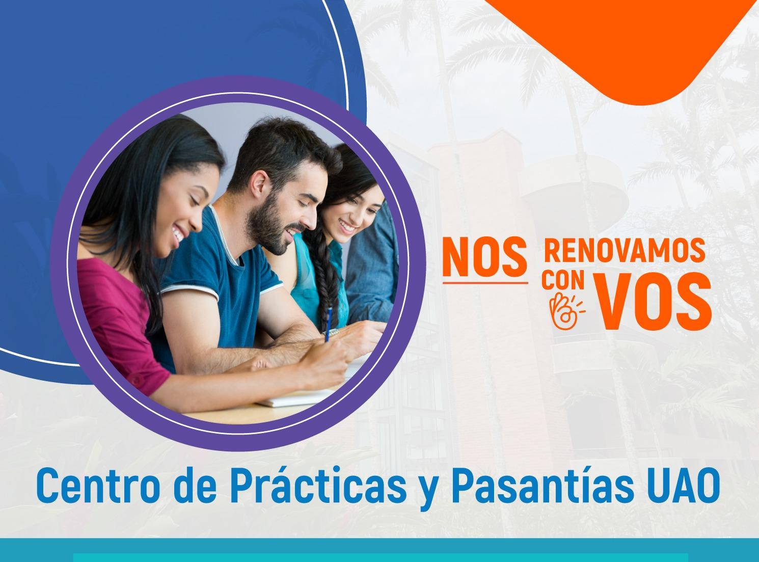 Centro de Prácticas y Pasantías de la UAO