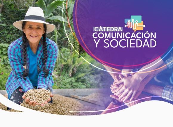 'Cátedra Comunicación y Sociedad'
