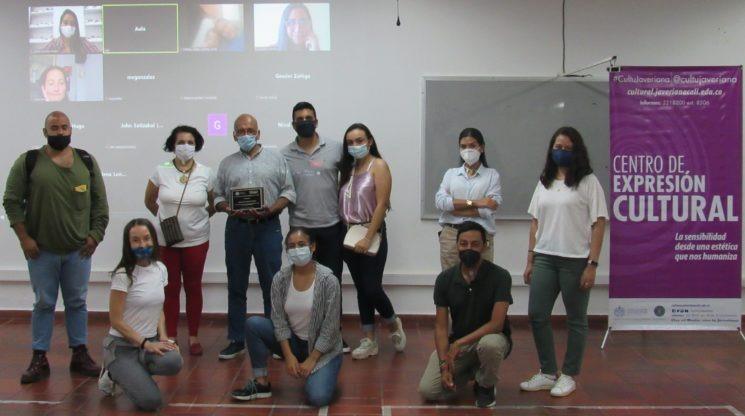 Reconocimiento a la 'Vida y Obra' del docente UAO Armano Rojas Flórez