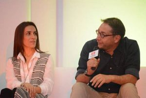 Mercedes Leonor Rodríguez y Germán Medina Olarte