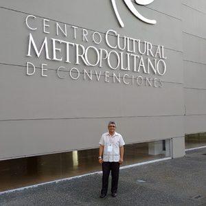 Julio César Molina, jefe del departamento de Ciencias Ambientales de la UAO