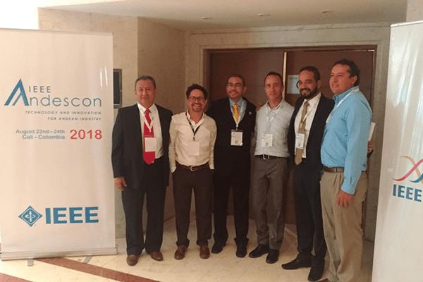 Docentes Autónomos en Andescon 2018