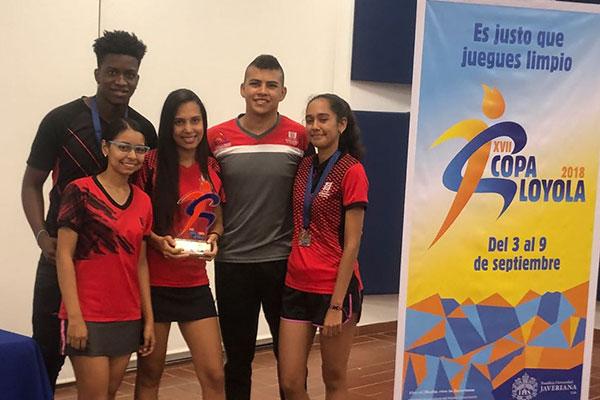 Autónomos ganadores en la Copa Loyola