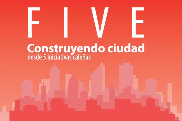 ¡Levanta esos cinco con FIVE!