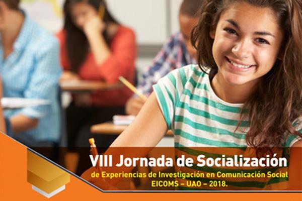 Sé un ponente de investigación en Comunicación Social – Periodismo