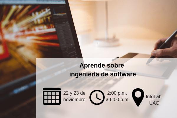 Aprende sobre ingeniería de softwareAprende sobre ingeniería de software