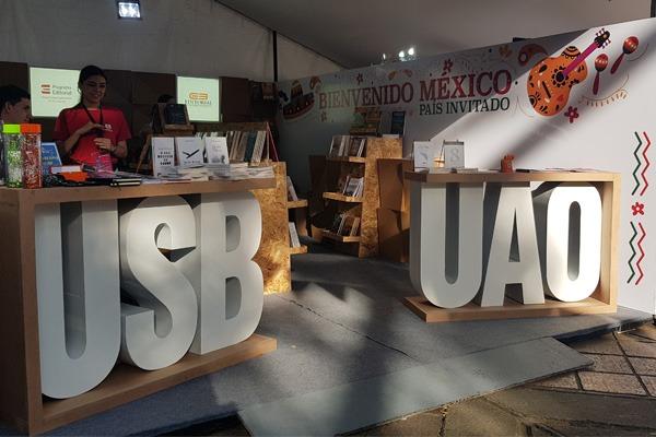 La UAO se lució en la Feria del Libro de Cali