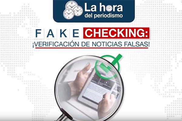 Aprende a verificar noticias falsas en la web